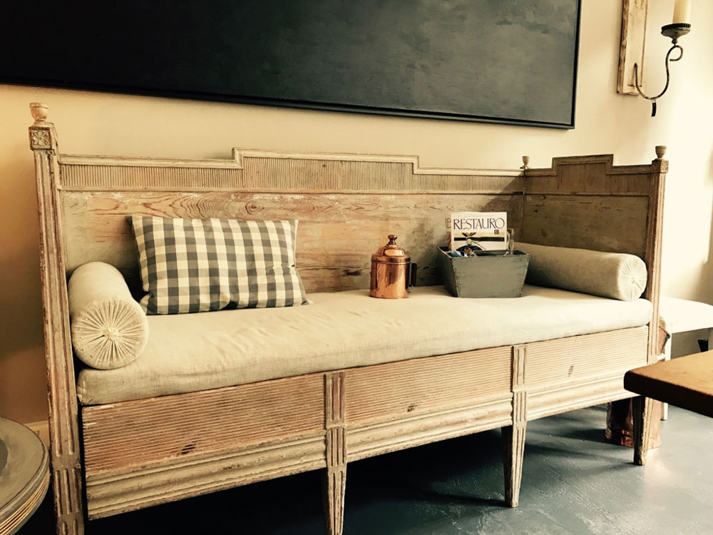 Antik möbel sofa  ANTIKE-MÖBEL-SOFA - HANDWERK v. SCHRÖDER